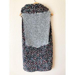 Dor Dor Couture Jackets & Coats - Dor Dor couture multicolored knit vest